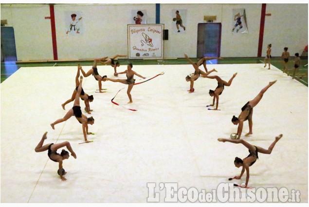 None: open day di ginnastica artistica al Palazzetto