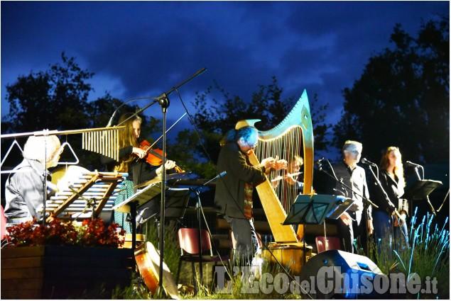 "Concerto ""Euron Ensemble"" al Cro a San Pietro v.l."