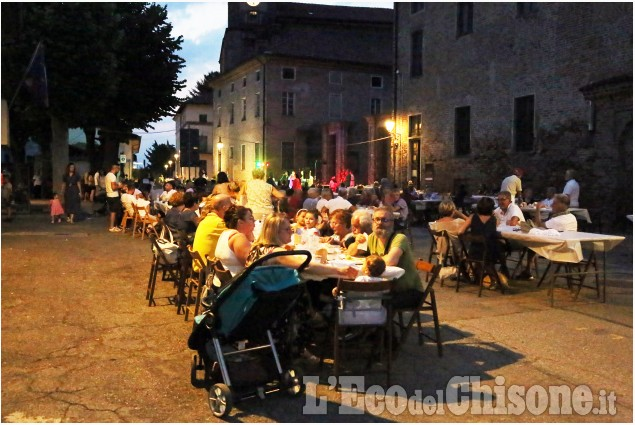 Virle: alla festa patronale serata giovani e fritto di pesce