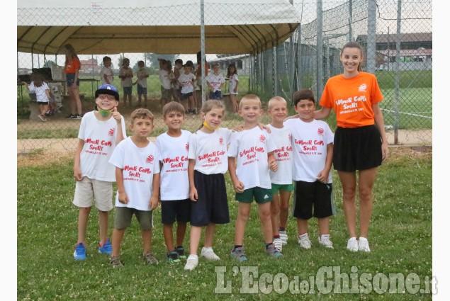 Castagnole: la festa finale dell'estate ragazzi