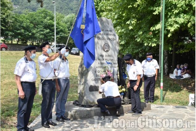 San Germano: Celebrazione per l'80º dalla morte del Marinaio Guido Vinçon