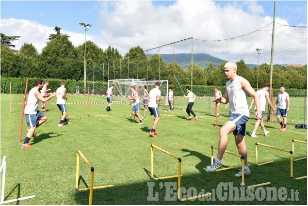 Calcio Eccellenza: Pinerolo inizia la preparazione