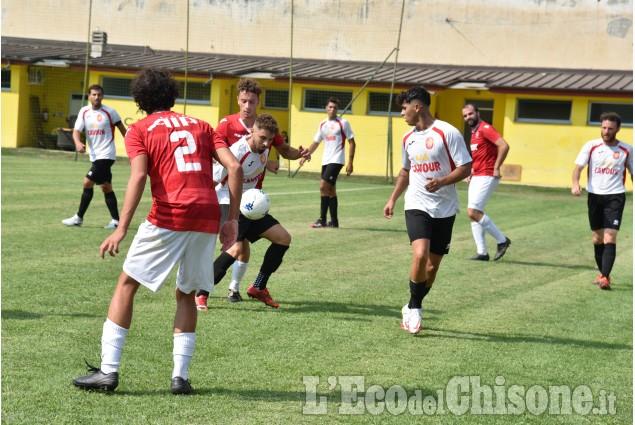Calcio: in Coppa Italia Promozione il primo derby della stagione va all'Infernotto sul campo del Cavour