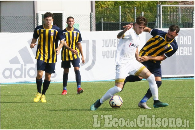 Calcio Eccellenza: Chisola ferma Rivoli sul pari all'esordio