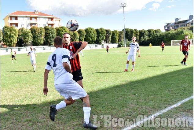 Calcio Eccellenza: Pinerolo batte Cbs all'esordio di campionato sul proprio campo