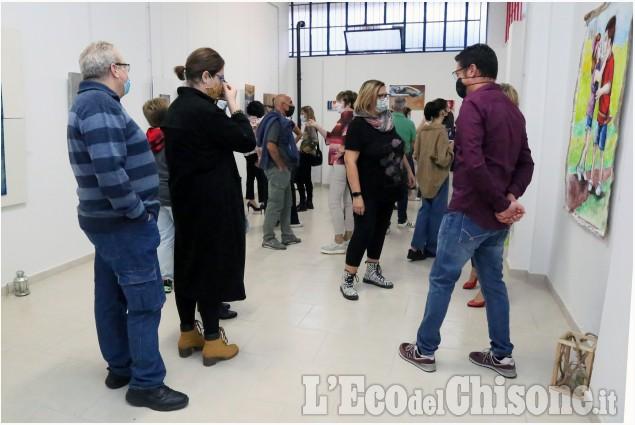 None: inaugurazione della mostra collettiva di artisti