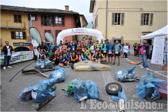 Val Pellice, Campionato del mondo di Plogging