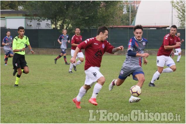 Calcio Prima categoria: Garino espugna Piossasco