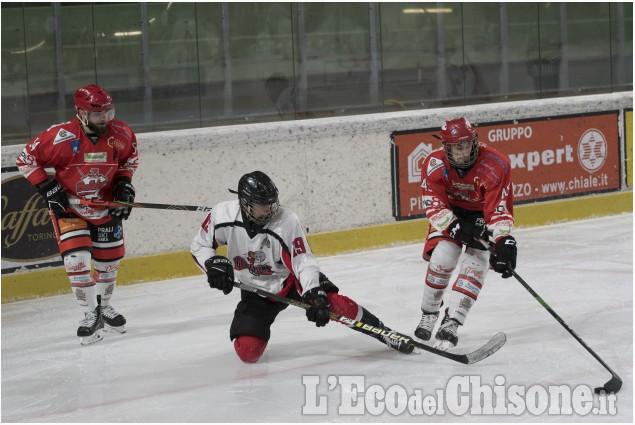 Torre Pellice Hockey Bulldogs vs Aosta Gladiators