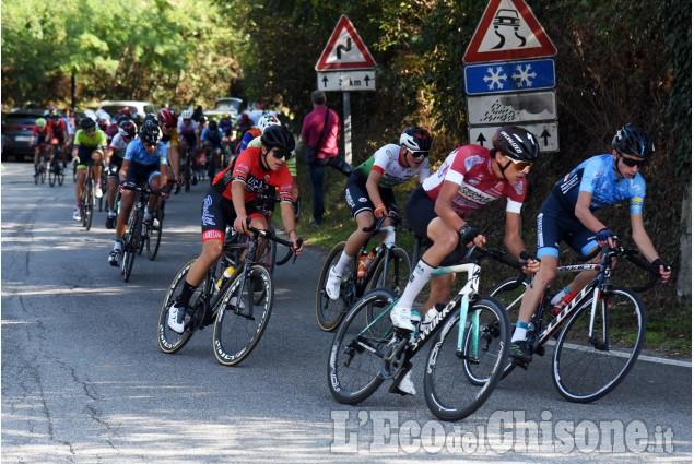 Ciclismo, da San Secondo a Pinerolo in immagini, una bella giornata