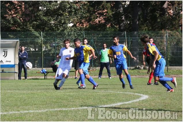 Calcio Prima categoria: S. Secondo espugna Villar perosa