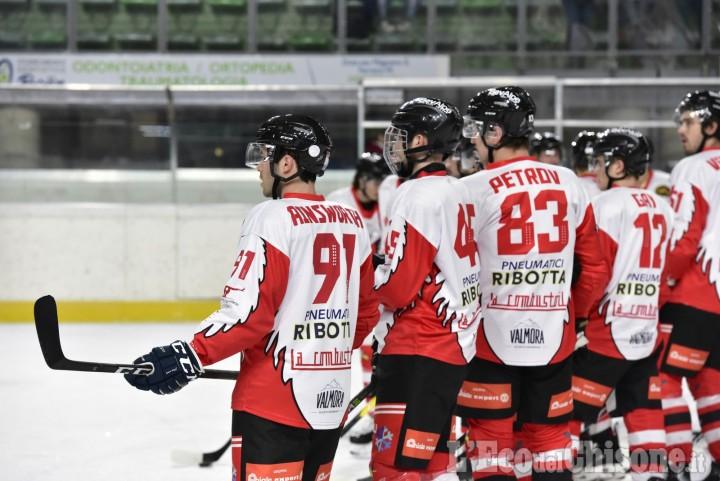 Hockey ghiaccio Ihl, Valpeagle riceve Como: vittoria nel mirino