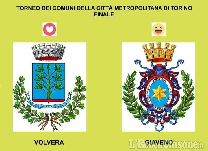 """Con quasi 4500 """"like"""" su Facebook, Volvera vince il torneo dei Comuni"""