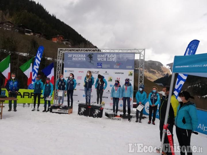 Sci alpinismo, in Francia Ilaria Veronese ancora sul podio mondiale