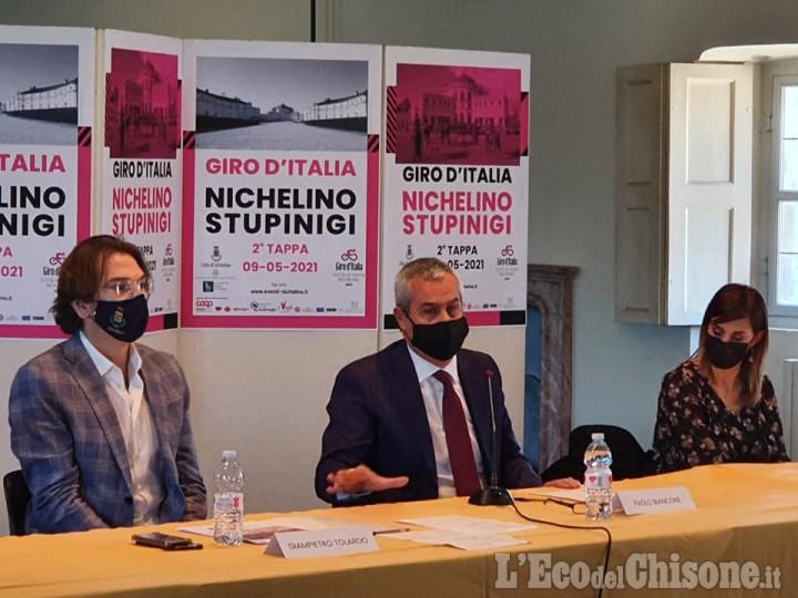 Giro d'Italia, Nichelino e Stupinigi: orgoglio ed occasione eccezionale di valorizzazione