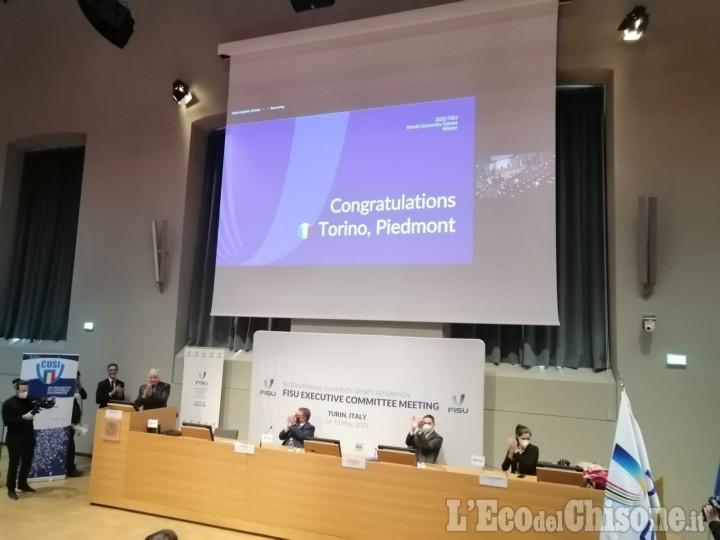 Candidatura vincente, Universiadi Invernali 2025 assegnate a Torino e valli olimpiche