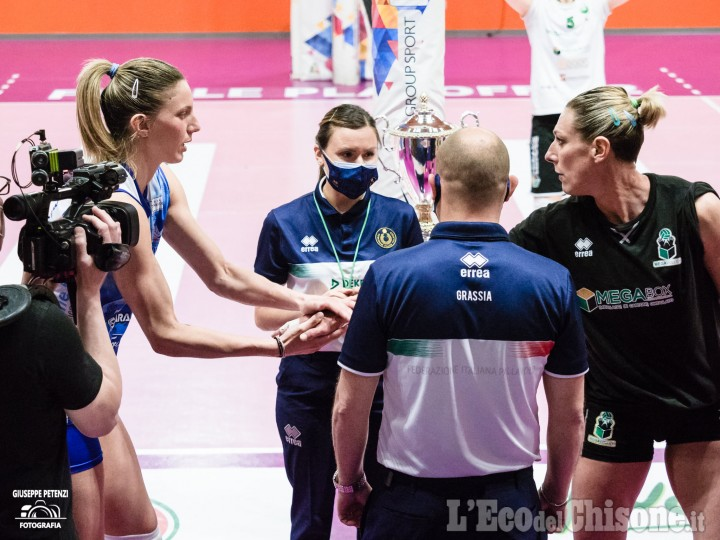 Volley serie A2, la finale premia Vallefoglia: sogno promozione sfumato per Pinerolo