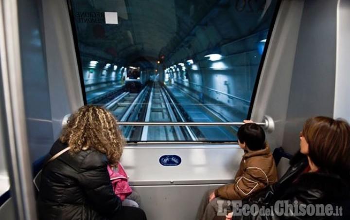 Metro 2, ok al progetto di fattibilità: raggiungerà Beinasco, Orbassano e Rivalta