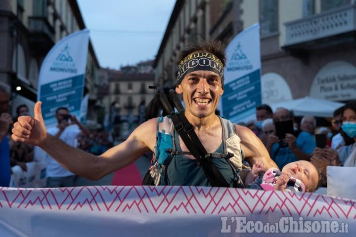 Corsa in Montagna, 100 miglia del Monviso a Paolo Bert: grande happening in tre atti