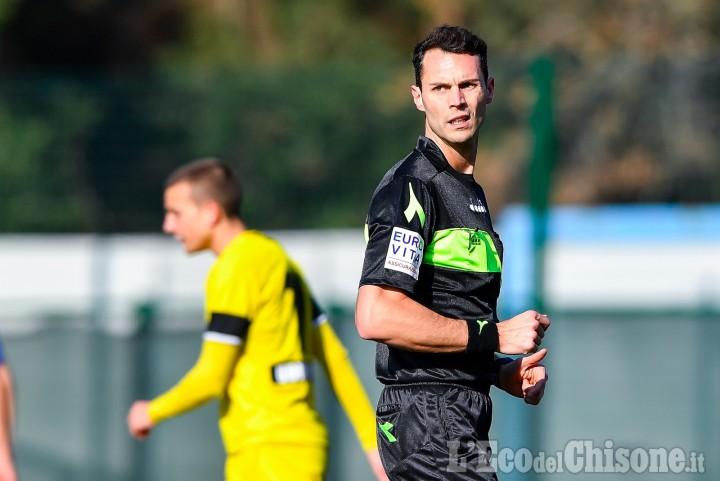 Calcio: prima direzione arbitrale in serie A per Matteo Gariglio