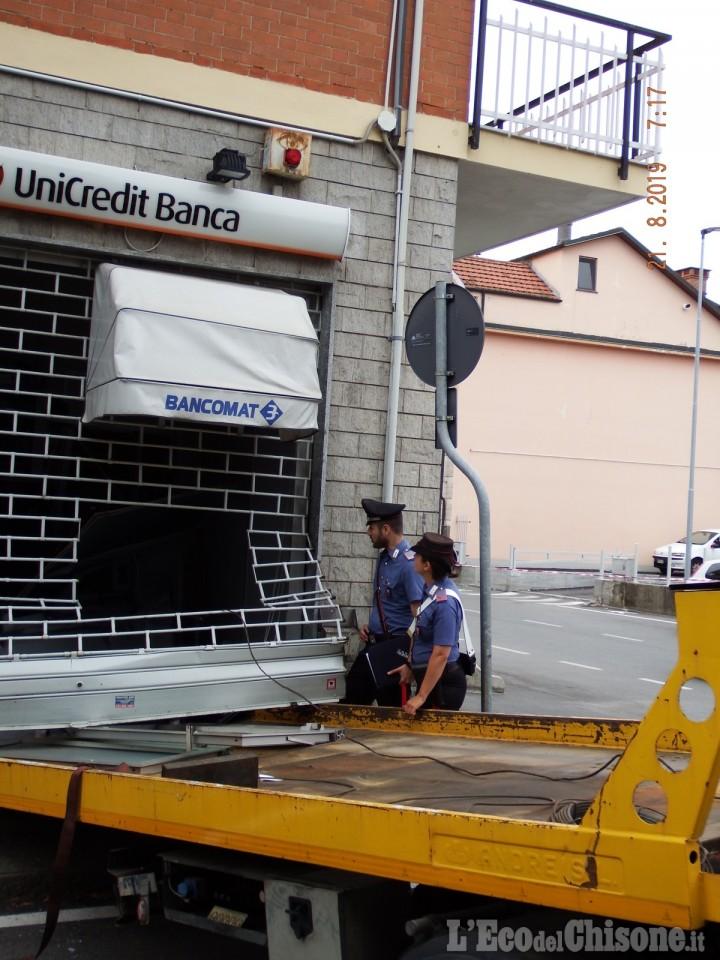 Piscina: assalirono lo sportello bancomat con un carro attrezzi, tre gli arrestati