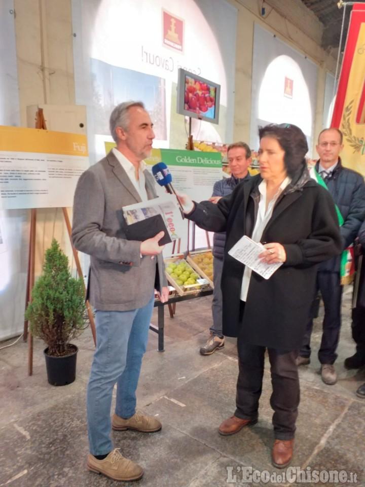 Tuttomele, inaugurata la rassegna a Cavour: vetrina per un'eccellenza