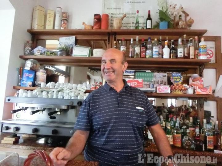 Prarostino: sottoscrizione in memoria del ristoratore scomparso