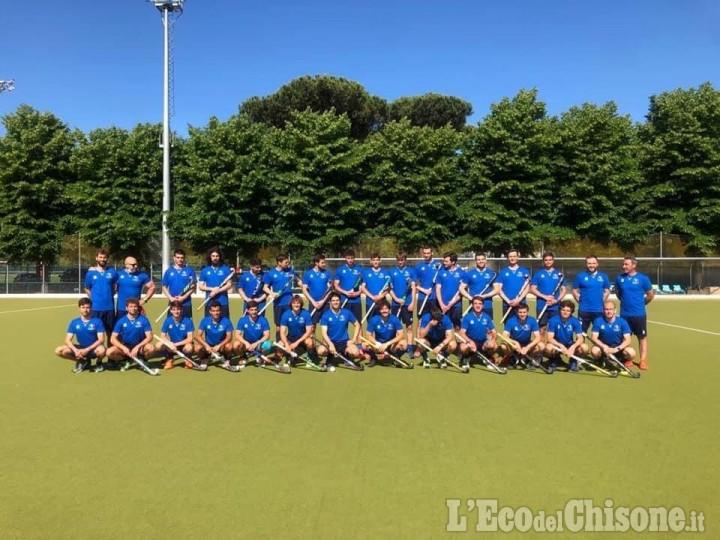 Hockey prato: Dell'Anno e Ughetto in raduno con la Nazionale
