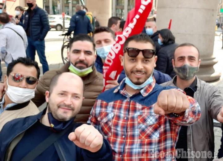 Pinerolo: sabato 10 luglio raccolta fondi per il sindacalista Adil