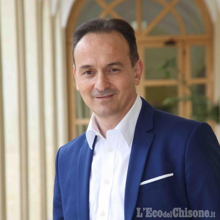 Elezioni Pinerolo: Alberto Cirio a Pinerolo per sostenere Giuseppino Berti