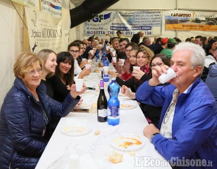 Buriasco: da questa sera, festa ad Appendini