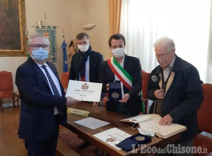 Pinerolo: consegnato il premio Pinarolium all'Asl To3