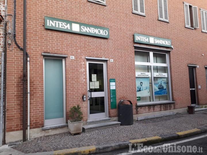 Castagnole, Virle, Lombriasco: chiude l'istituto bancario