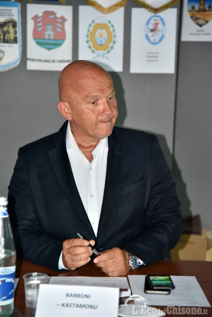 Il sindaco di Frossasco:«Non ci opponiamo a riapertura Kastamonu,se rispetta norme». L'azienda conferma stoccaggio colle