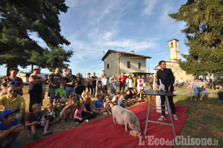 Bibiana: San Bartolomeo, una frazione in festa