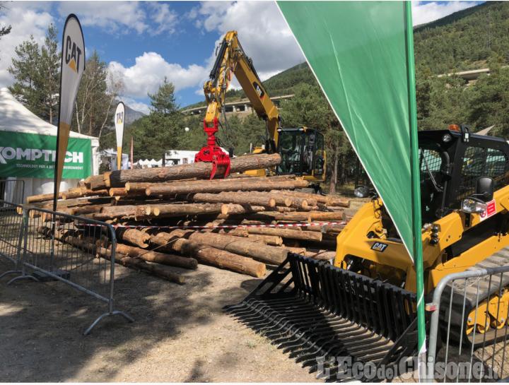 Boster, le date dell'edizione 2021 della fiera sulle filiere bosco-legno: dal 2 al 4 luglio a Oulx