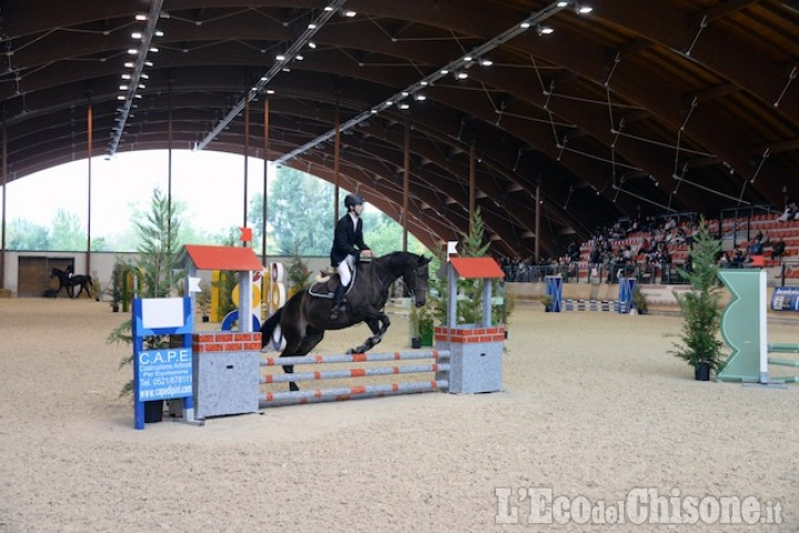 Da venerdì 26 Concorso Ippico nazionale cinque stelle alla Scuola d'Equitazione di Abbadia