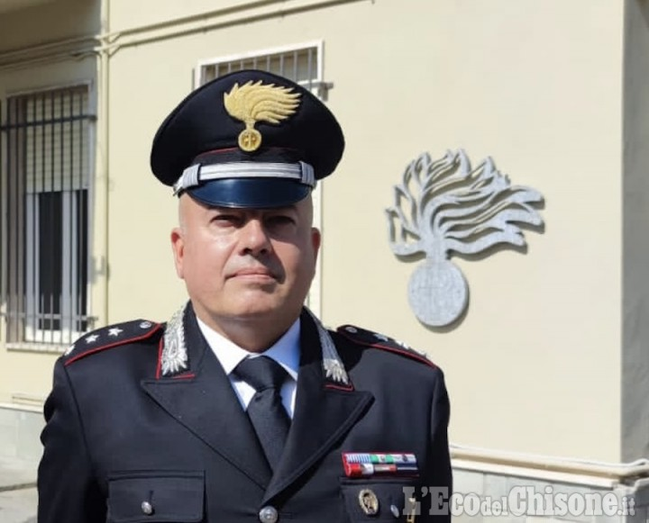 Saluzzo: il capitano Basso è il nuovo comandante della Compagnia dei carabinieri