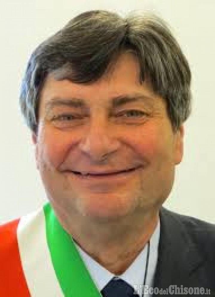 Coronavirus-Covid19: il sindaco di Reano, Celestino Torta, positivo al test.