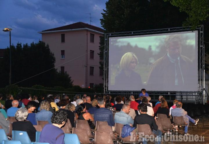 Cinema all'aperto anche ad agosto