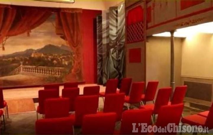 A Cumiana, l'ex teatrino comunale sarà intitolato a Dario Vaudagna