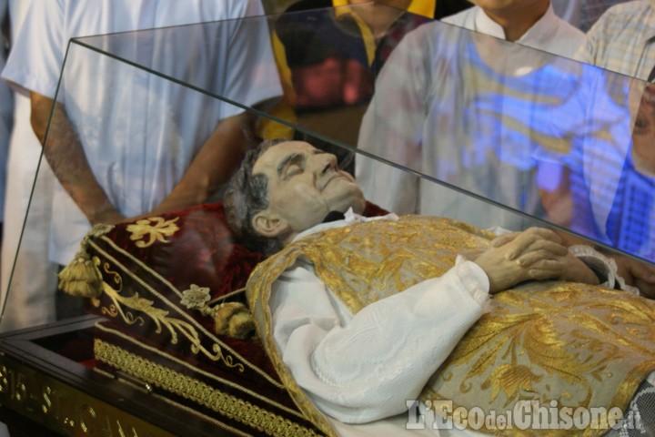 Rubò le reliquie di don Bosco: pinerolese condannato