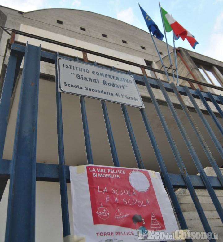 Luserna S.G e Torre Pellice: domani sciopero della didattica a distanza
