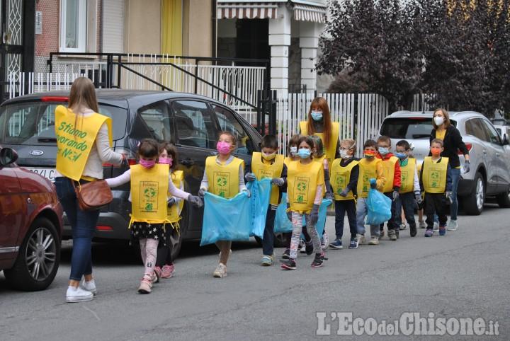 """Val Pellice: è iniziata la tre giorni dedicata ai Mondiali di """"Plogging"""""""