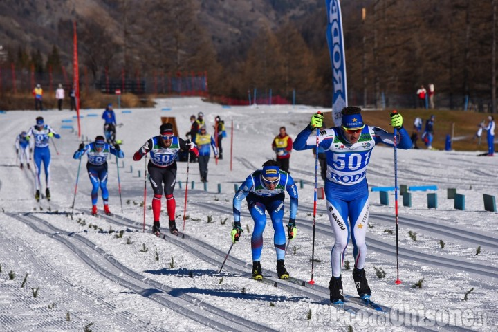 Sci di fondo: week end di gare a Pragelato