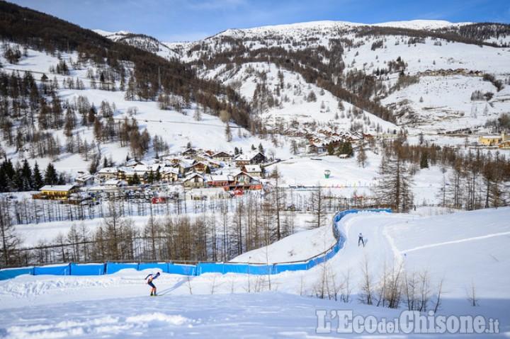 Sci nordico e auto su ghiaccio, il 13 e 14 febbraio Pragelato ritrova la scena agonistica