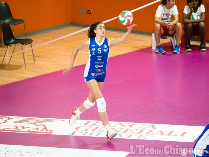 Volley A2 donne, splendida rimonta Pinerolo: successo al tie break in Friuli