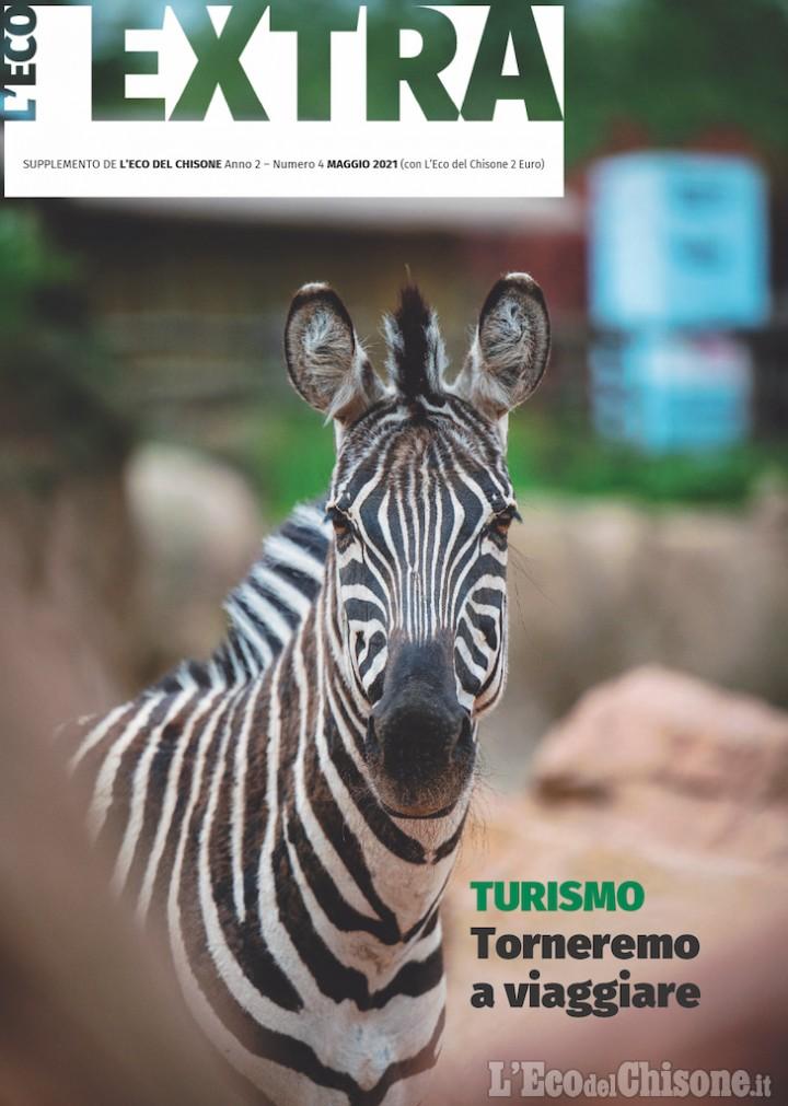 È in edicola L'Eco EXTRA di maggio: «Il turismo del futuro tra reale e virtuale»