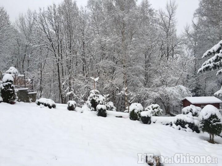 Fino a un metro di neve a 2000 metri di quota nel fine settimana