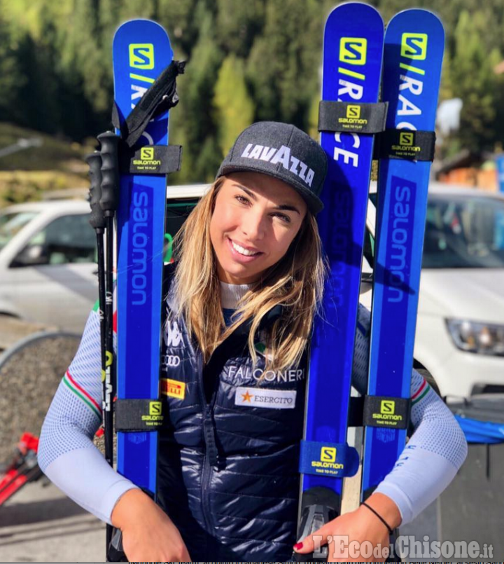 Sci alpino: Campionati italiani assoluti, Francesca Marsaglia oro in Super G e Combinata